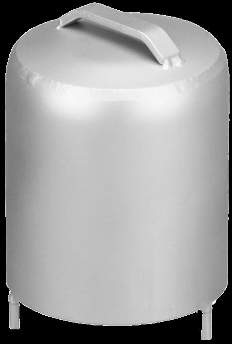 Glocke Typ 200 Ø 88.9 mm